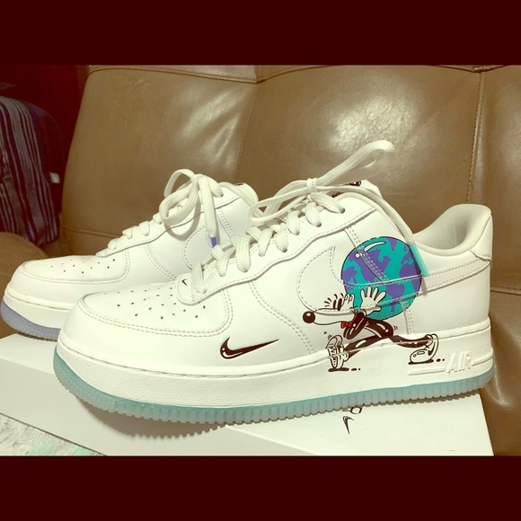 Steve Harrington Nike Air Force 1 (exclusive)